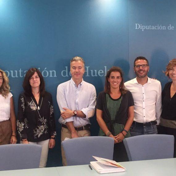 la diputación de Huelva
